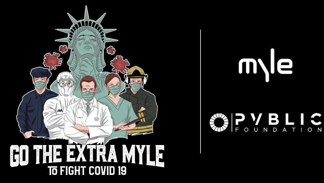 Going the Extra Myle during COVID for fellow Americans in need